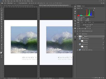 SoftProof, Photoshop, Vergleich, mit und ohne ICC-Profil, Dr. Ralph Oehlmann, Oehlmann-Photography