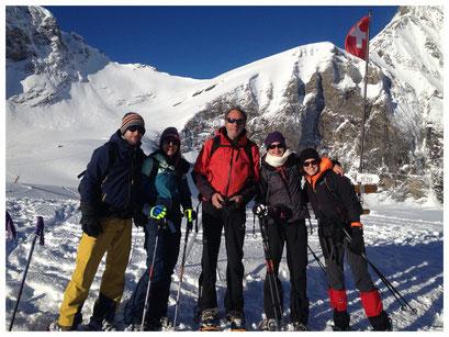 Schneeschuhtouren Lötschenpass