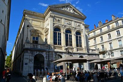 Théâtre Charles Dullin  Chambéry  Savoie