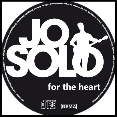 JO-SOLO for the heart CD