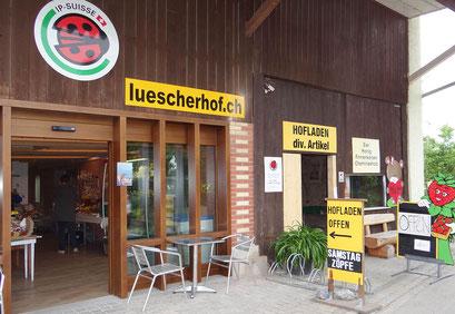 Hofladen, Lüscherhof, Wettingen