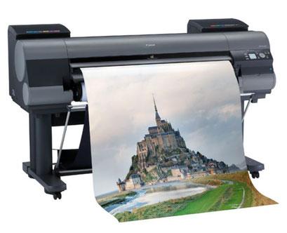 Système jet d'encre Canon, beauvais, traceur, imprimantes grand format, LUCIA EX 12, comsommables traceur, oise, 60