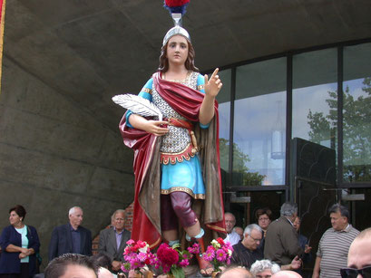 San Teodoro (patron saint)