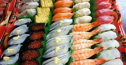 未利用魚 利用 寿司 宅配