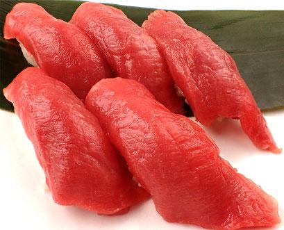 本鮪の赤身 まぐろ にぎり寿司