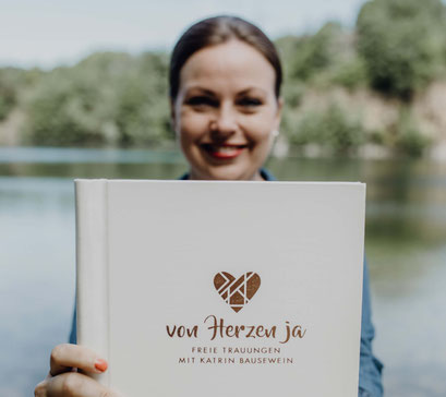 Freie Trauungen mit Katrin Bausewein