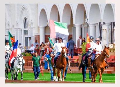 Foto: Instagram Dubai Polo Cup