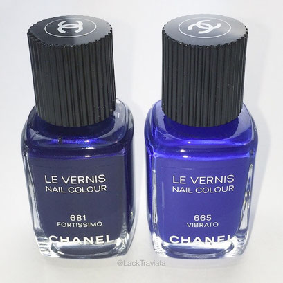 Collection Blue Notes de CHANEL Sommer 2015 FORTISSIMO & VIBRATO