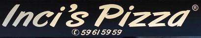 Inci's Pizza  Arsterdamm 105  28279 Bremen - Pizzaservice Lieferservice Bremen