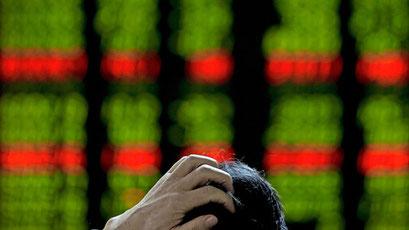 Die chinesische Börse bereitet Händlern Kopfzerbrechen.