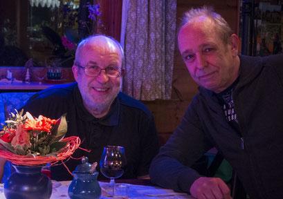 Bernd und Hans-Werner