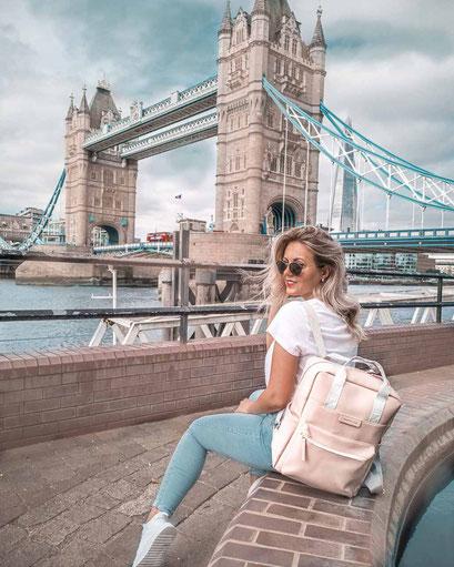 Zu sehen ist eine mögliche Bildidee für die Tower Bridge.