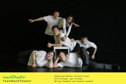 Das Ensemble des machTheater