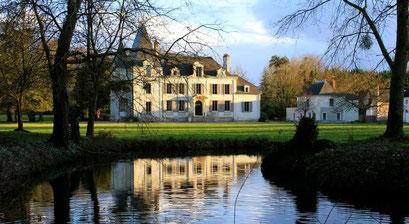 Le château de la Coutancière