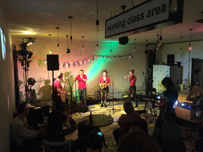 Zargenburch live im M5 am 9.10.2020, Foto: Florina Limberg