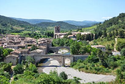 Lagrasse im Languedoc