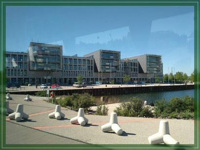 Hafen Bismarck - Foto W. Müller