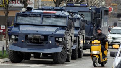 Kosovo, 27. März 2018