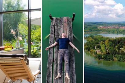 Yin Yoga Videoreihe Rene Hug Nacken