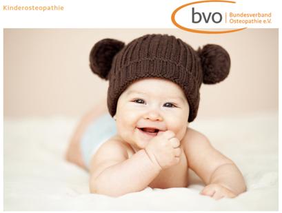Kinderosteopathie bei Kleinkindern und Säuglingen mit Blähungen und Bauchschmerzen