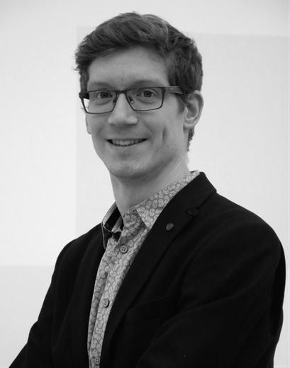 Lucas Weinspach, Dirigent des Ensembles des Modernen Blasorchesters Oppau (Bildrechte: L. Weinspach)