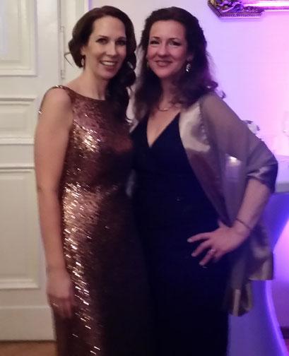 Helga Bauer Bianca Lehrner Austrian Wedding Award 02/2017 Palais Eschenbach Wien