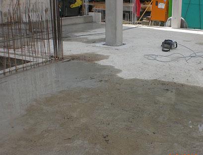 BSNG Betonbohr- & Sägetechnik Neustadt-Glewe - Wandsägen Absenken Kellerdecke