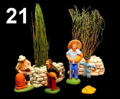 21. Dezember 2020  -  Der Imker  (Landwirtschaft)