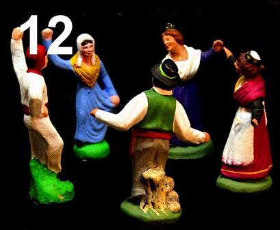 12. Dezember  -  Farandole  (Volkstanz)