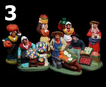 3. Dezember  -  Der Markt