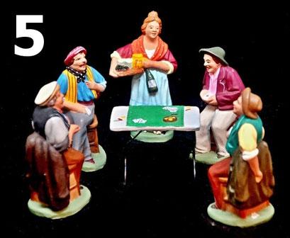 5. Dezember 2010  -  Fanny und die Kartenspieler