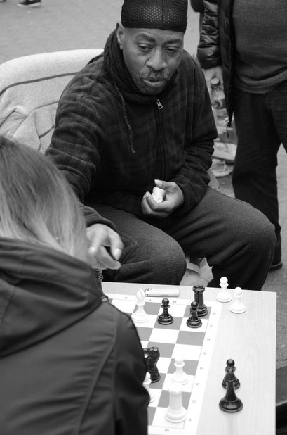 Chess in the park! photo: Reinhold Ponesch ©