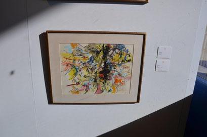 Jack Whitten, painting