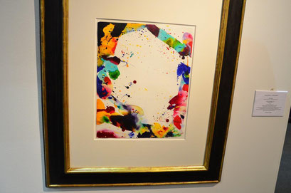 Sam Francis, painting