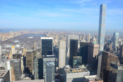 View over the Central Park. photo: Reinhold Ponesch ©