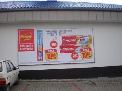 Bei Penny kaufen Sie gut tschechisch an...