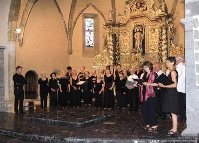 Concert de Noël Lannemezan 2015