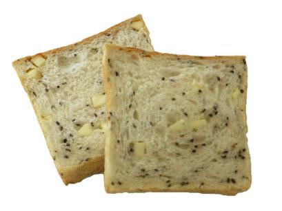ごまとチーズパン