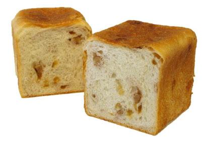 くるみとメープルパン