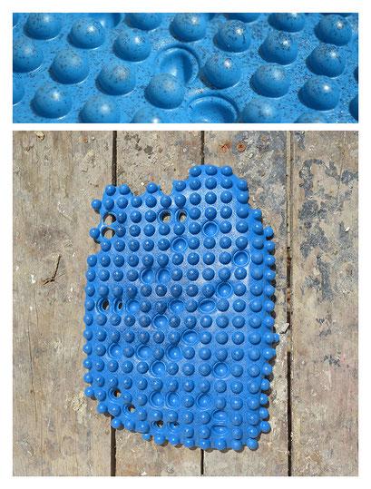 P0BSY15V1450, polyurethene, pigment, 21,5x28x5x4,5 cm, 2015