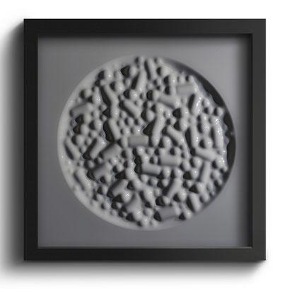 P8CGTXY18V0 (1) acrylic, wood 55x55x5.5 cm, 2018