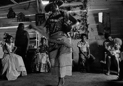 © Angela Mejias. Vie avec une famille dans un bidonville d'un quartier de Tipitapa. Nicaragua
