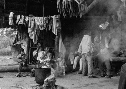 © Angela Mejias. Communauté Mbyá-Guarani dans le département de San Pedro. Paraguay