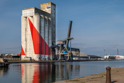 Saint-Nazaire 57 - Zone industrielle