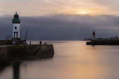 Saint-Nazaire 15 - Le phare en pose longue