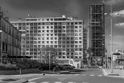 Saint-Nazaire 61 - Le building