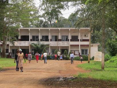 Bafang, la Préfecture du Haut-Nkam