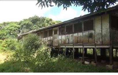 Makak Maisons sur pilotis à Libamba