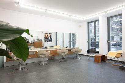 Schnittberg Friseure - Behandlungsraum