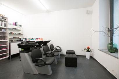 Schnittberg Friseure - Waschbereich